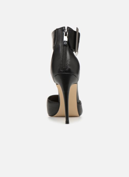 Zapatos de tacón Guess OVIE Negro vista lateral derecha