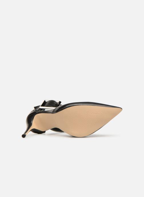 Zapatos de tacón Guess OVIE Negro vista de arriba