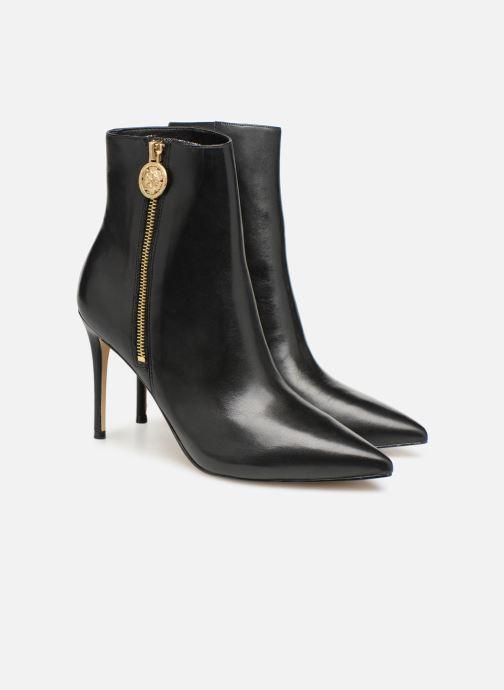 Bottines et boots Guess BELVIA Noir vue 3/4