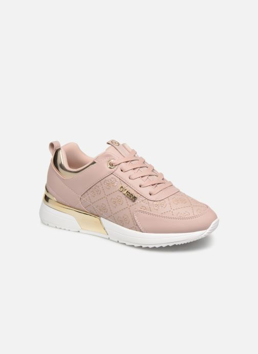 35f3f26d461 Guess MARLYN (Beige) - Trainers chez Sarenza (359510)