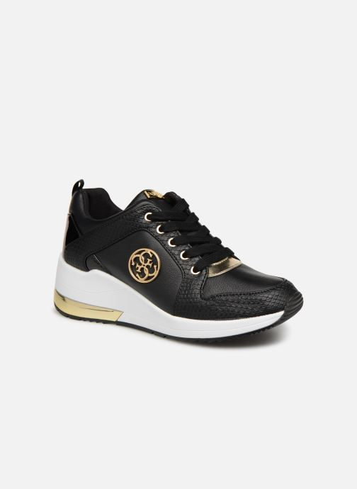Guess JARYD2 (Zwart) Sneakers chez Sarenza (359512)