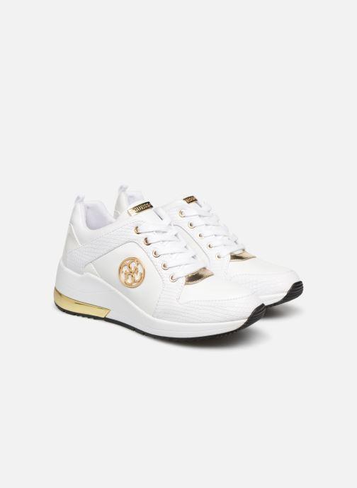 Sneaker Guess JARYD2 weiß 3 von 4 ansichten