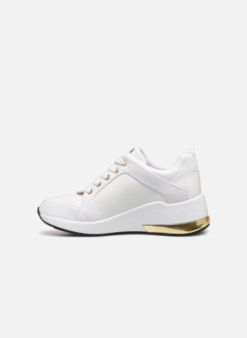 Sneaker Guess JARYD2 weiß ansicht von vorne