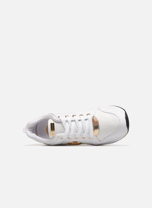 Sneaker Guess JARYD2 weiß ansicht von links
