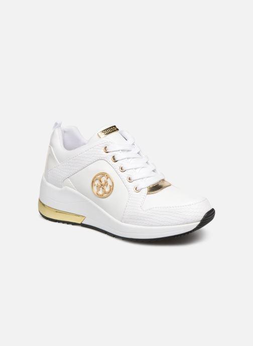 Sneaker Guess JARYD2 weiß detaillierte ansicht/modell