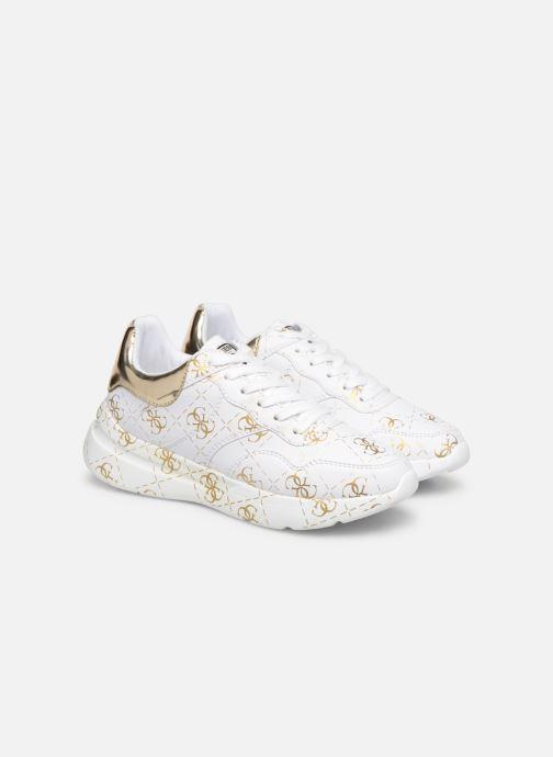 Sneaker Guess MAYLA weiß 3 von 4 ansichten
