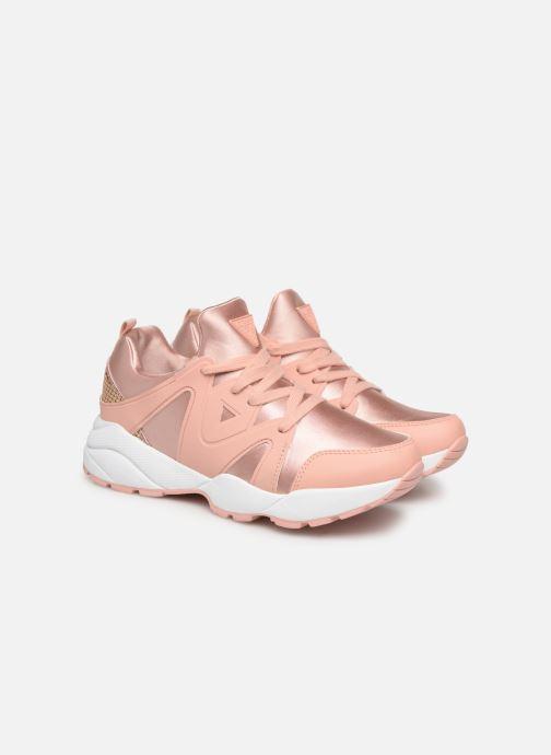 Sneakers Guess SEMI Roze 3/4'