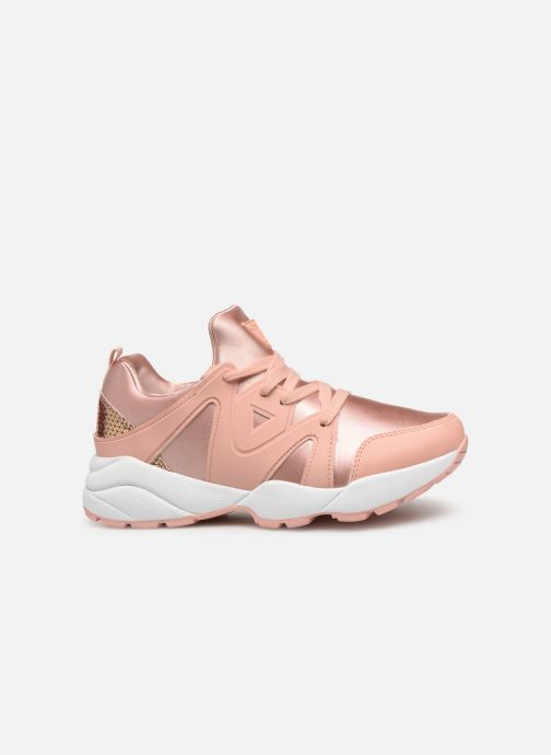 Sneakers Guess SEMI Roze achterkant