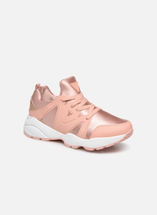 Sneakers Guess SEMI Roze detail