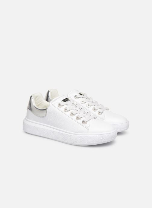 Sneakers Guess BUCKY Wit 3/4'