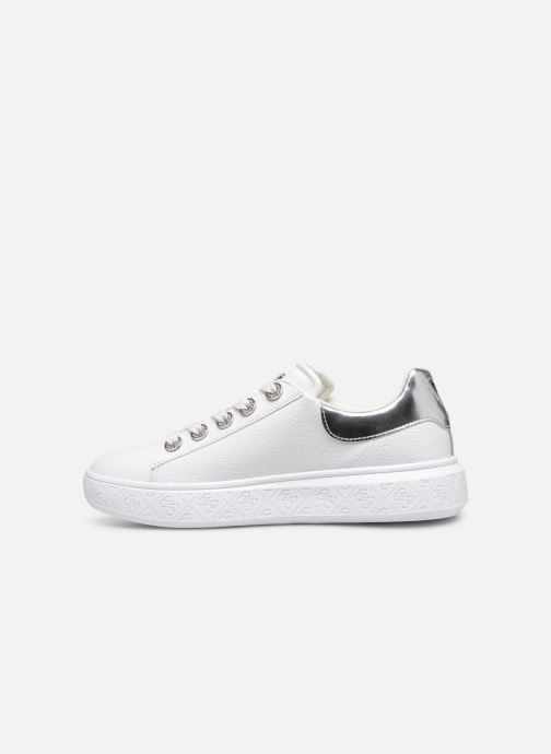 Sneakers Guess BUCKY Wit voorkant