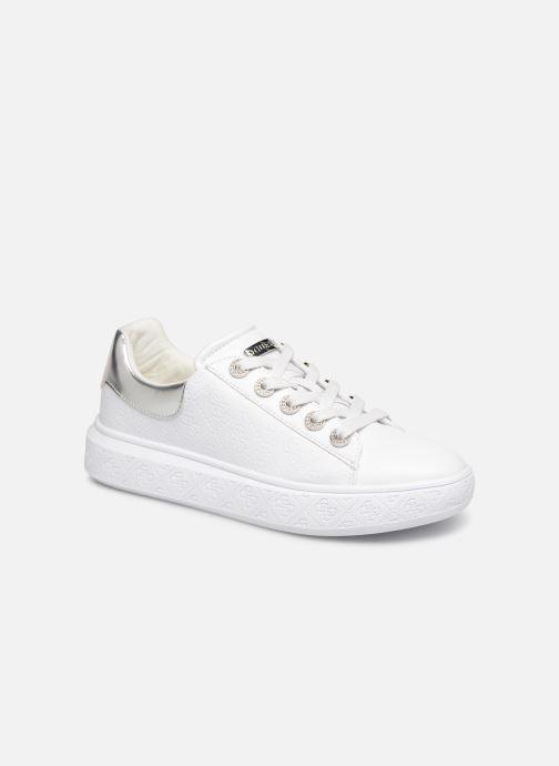 Sneaker Guess BUCKY weiß detaillierte ansicht/modell