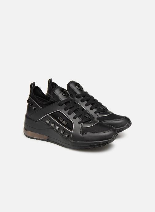Sneaker Guess JULYANN schwarz 3 von 4 ansichten