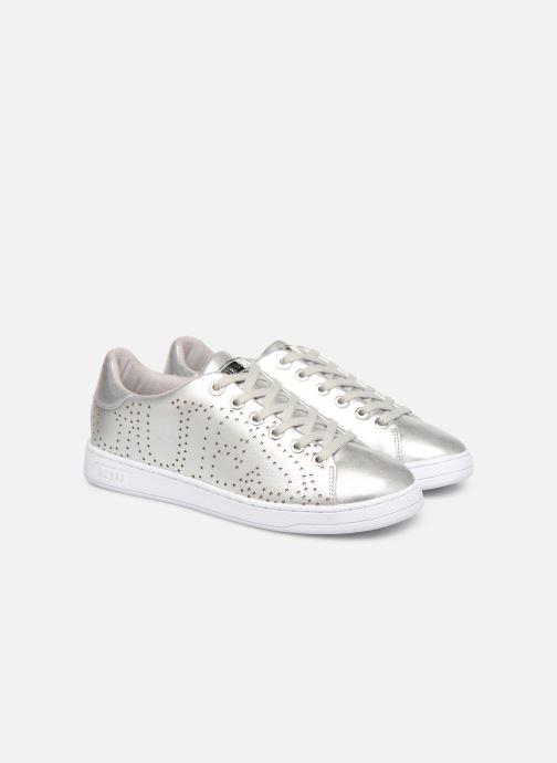 Sneakers Guess CARTERR Zilver 3/4'