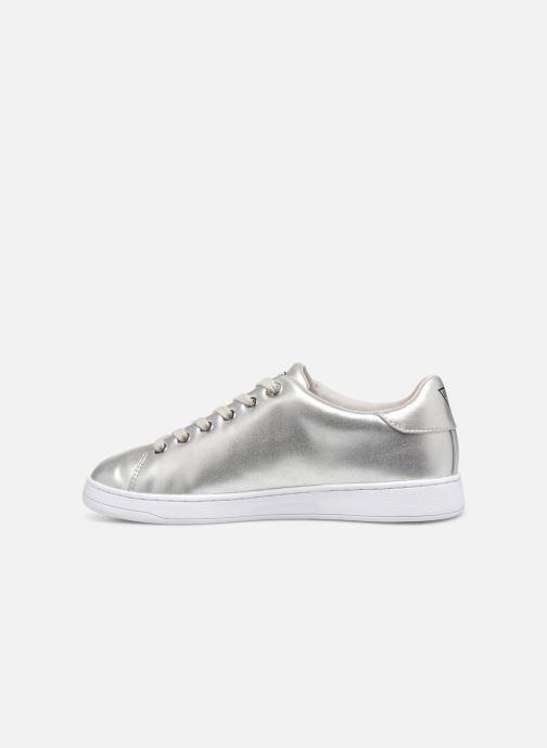 Sneakers Guess CARTERR Zilver voorkant