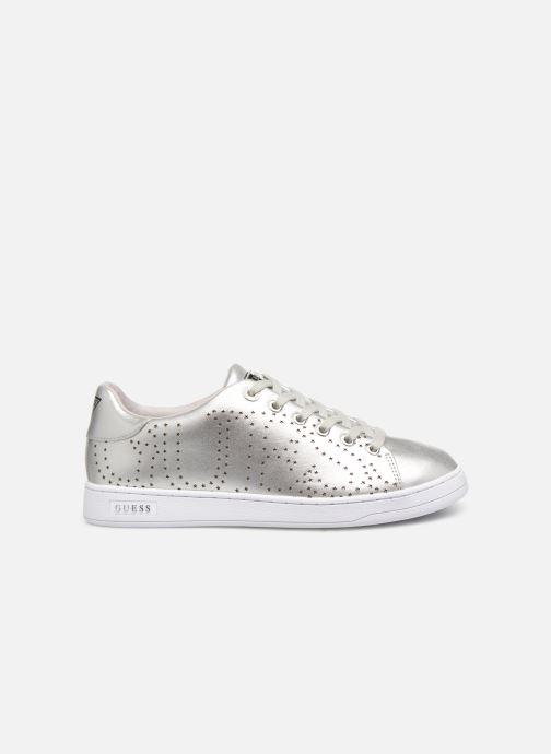 Sneakers Guess CARTERR Zilver achterkant