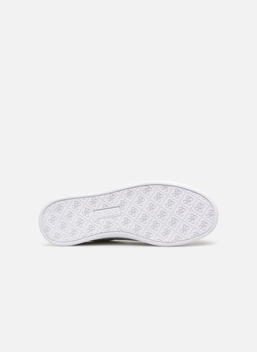 Sneakers Guess CARTERR Zilver boven