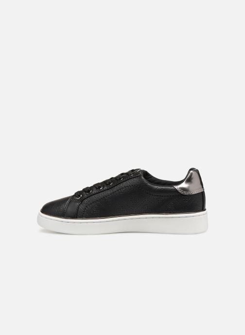 Sneaker Guess BECKIE schwarz ansicht von vorne
