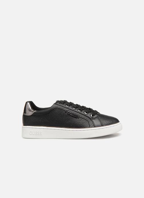 Sneakers Guess BECKIE Zwart achterkant