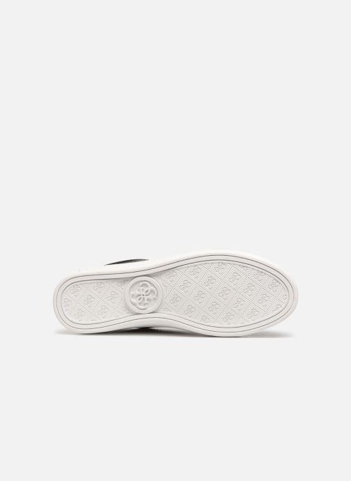 Sneaker Guess BECKIE schwarz ansicht von oben