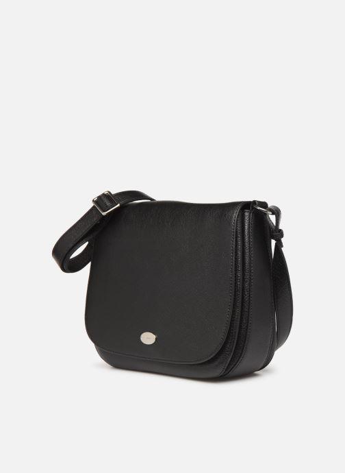 Handtaschen Mac Douglas KNOX BUNI M schwarz schuhe getragen