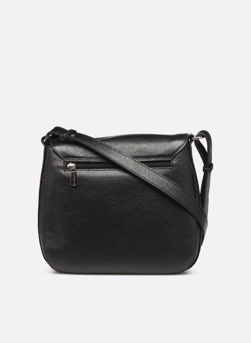 Handtaschen Mac Douglas KNOX BUNI M schwarz ansicht von vorne