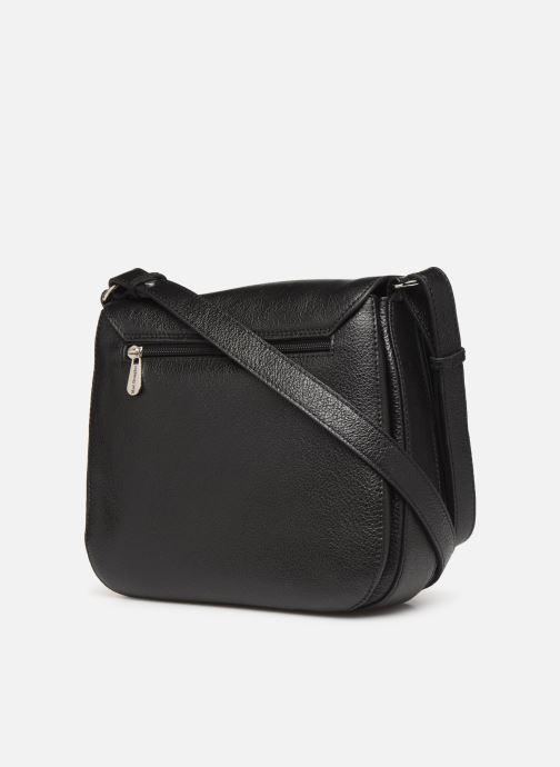 Handtaschen Mac Douglas KNOX BUNI M schwarz ansicht von rechts
