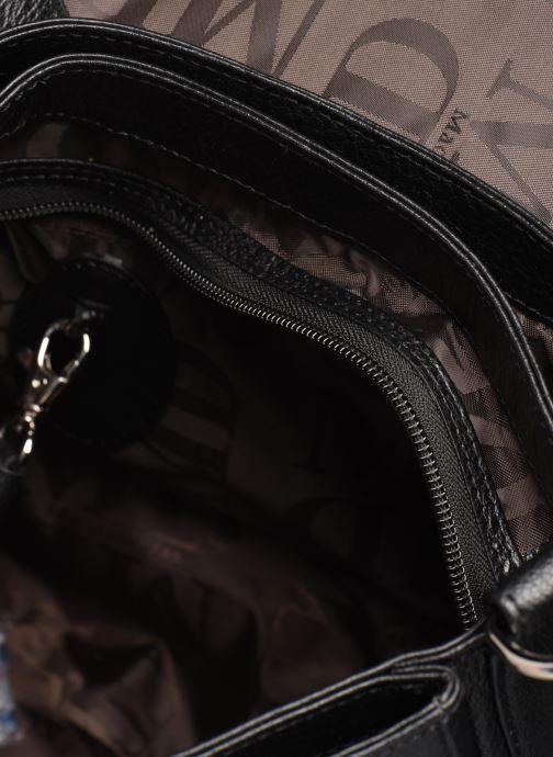 Handtaschen Mac Douglas KNOX BUNI M schwarz ansicht von hinten