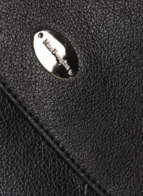 Handtaschen Mac Douglas KNOX BUNI M schwarz ansicht von links