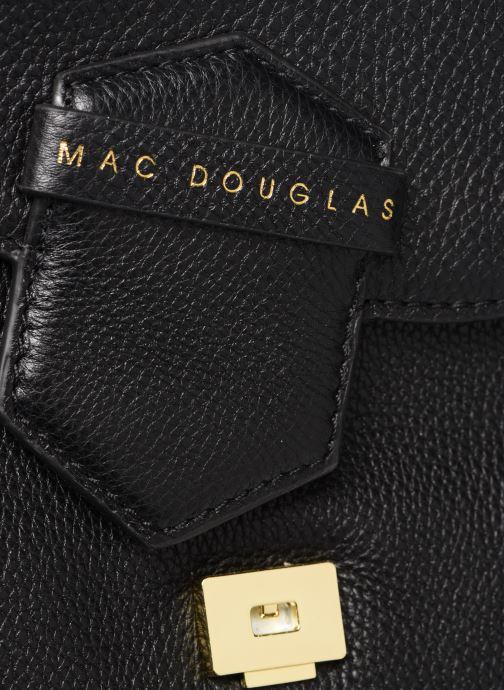 Handtaschen Mac Douglas BRASILIA ROMY W schwarz ansicht von links