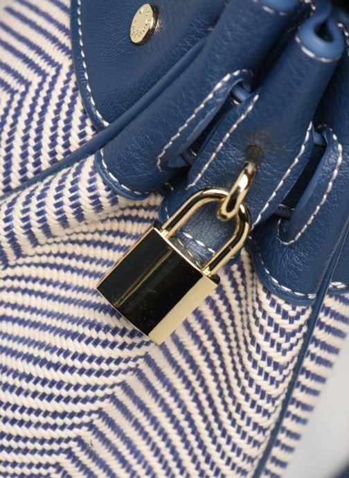 Handtaschen Mac Douglas PYLA FANTASIA XS blau ansicht von links