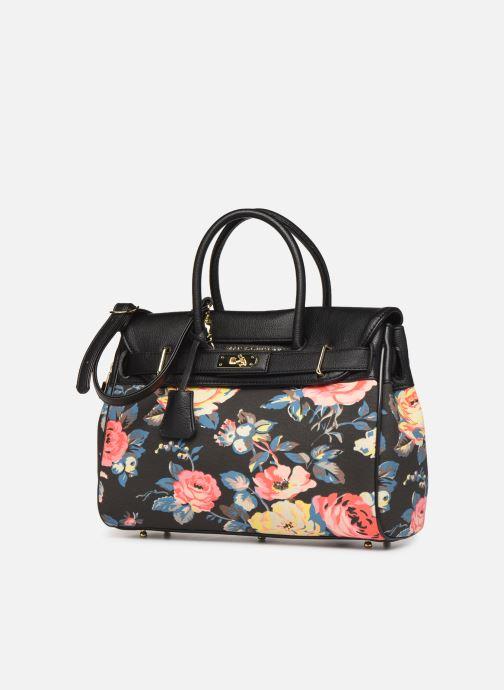 Handtaschen Mac Douglas PYLA FANTASIA XS schwarz schuhe getragen