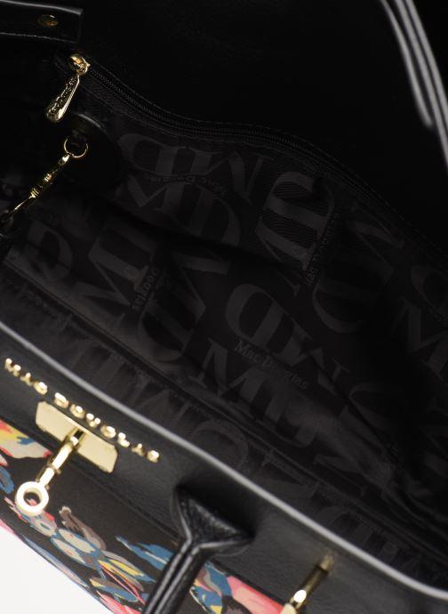 Handtaschen Mac Douglas PYLA FANTASIA XS schwarz ansicht von hinten