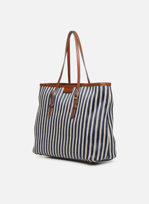 Handtaschen Mac Douglas PALOMA EVERTON W blau schuhe getragen