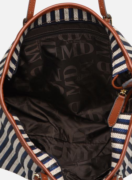 Handtaschen Mac Douglas PALOMA EVERTON W blau ansicht von hinten