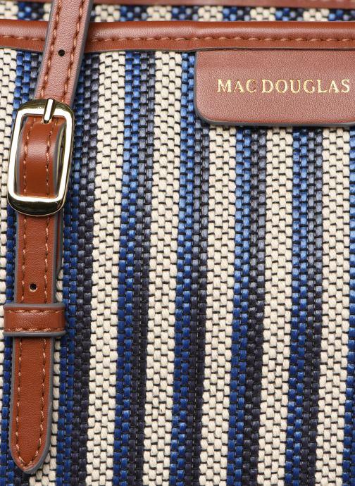 Handtaschen Mac Douglas PALOMA EVERTON W blau ansicht von links