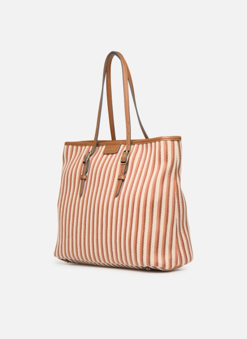 Handtaschen Mac Douglas PALOMA EVERTON W braun schuhe getragen