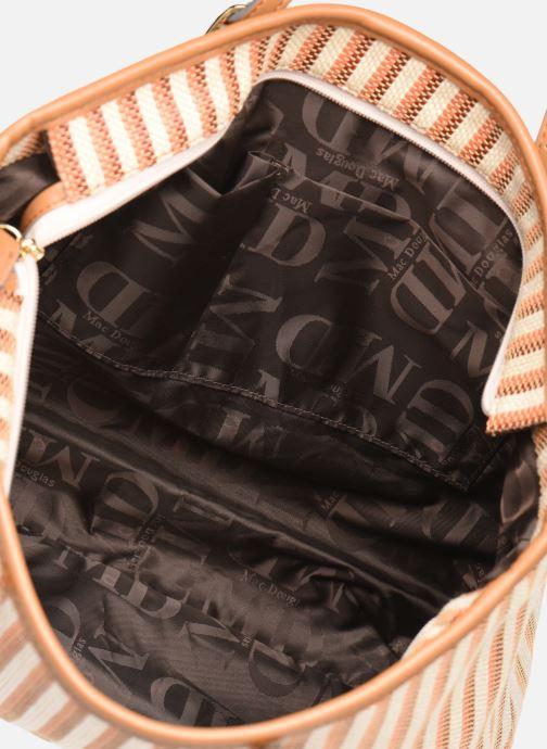 Handtaschen Mac Douglas PALOMA EVERTON W braun ansicht von hinten