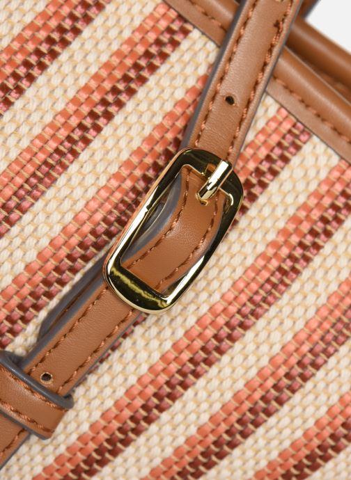 Handtaschen Mac Douglas PALOMA EVERTON W braun ansicht von links