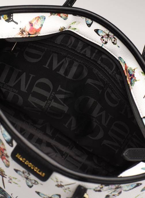Handtaschen Mac Douglas PALOMA EVERTON M weiß ansicht von hinten