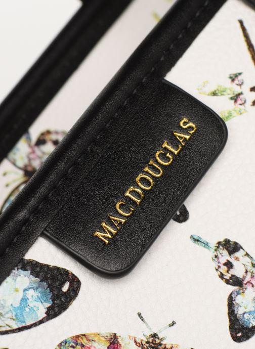 Handtaschen Mac Douglas PALOMA EVERTON M weiß ansicht von links