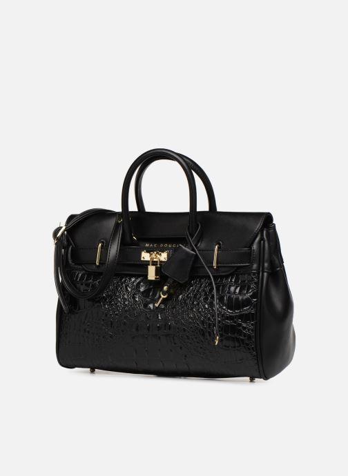 Handbags Mac Douglas PYLA MERY XS Black model view