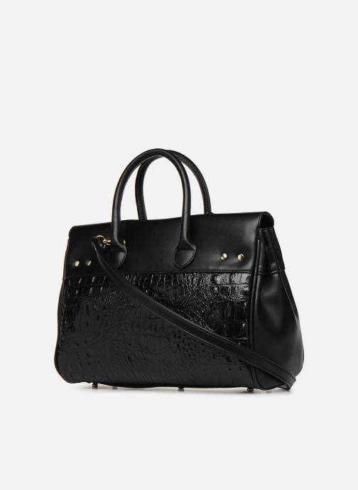 Handbags Mac Douglas PYLA MERY XS Black view from the right