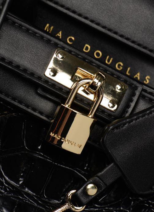 Handbags Mac Douglas PYLA MERY XS Black view from the left