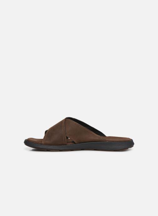 Sandalen Columbia Taranto™ braun ansicht von vorne