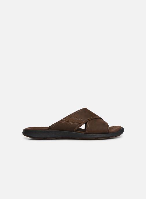 Sandalen Columbia Taranto™ braun ansicht von hinten