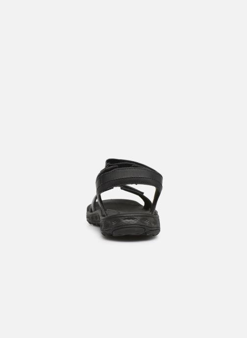 Sandalen Columbia Buxton™ 2 Strap schwarz ansicht von rechts