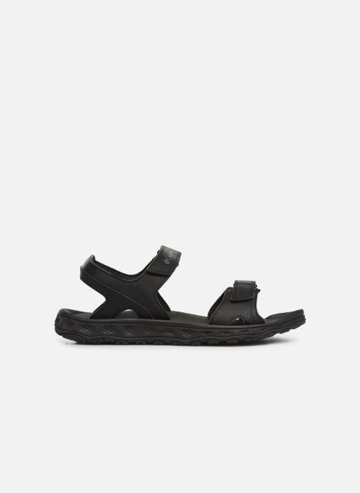 Sandales et nu-pieds Columbia Buxton™ 2 Strap Noir vue derrière