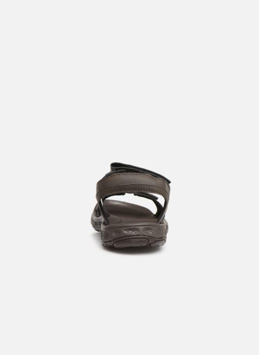 Sandalen Columbia Buxton™ 2 Strap braun ansicht von rechts