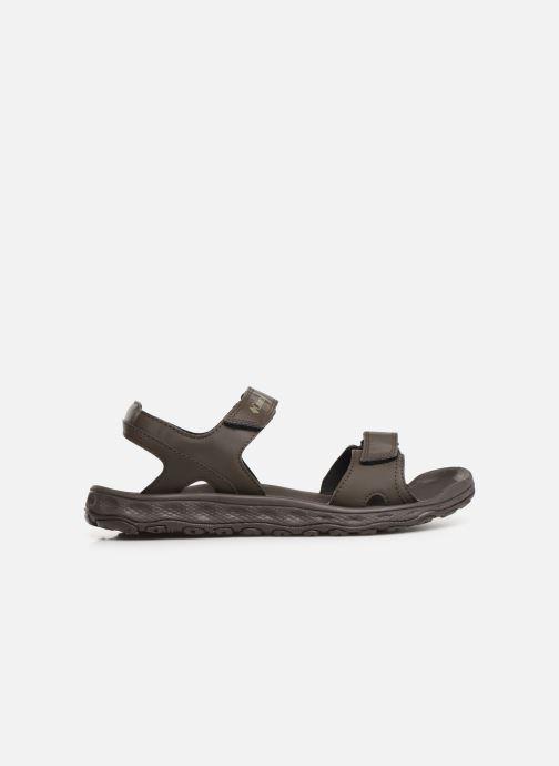 Sandales et nu-pieds Columbia Buxton™ 2 Strap Marron vue derrière